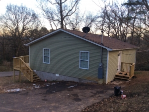 Knoxville, TN New Roof, windows, gutters, deck, siding