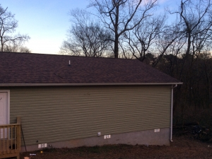 Knoxville, TN New Siding, Insulation, Roof, Gutters