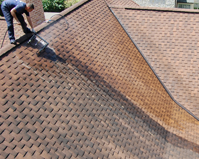 Exceptional Roof Cleaning
